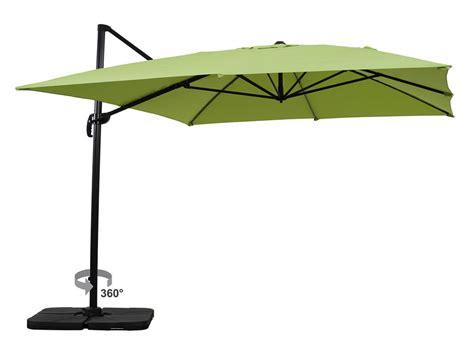 parasol rectangulaire 3x4