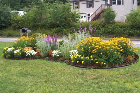 Perennial Shade Garden Plans Zone 5 Perennial Flower