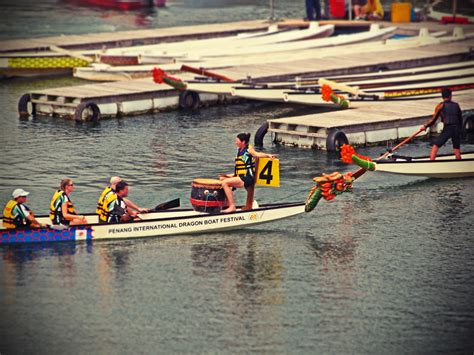 Dragon Boat Penang by Penang International Dragonboat Festival Perspective Of