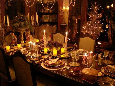 How To Set The Perfect Christmas Dinner Table Foodie