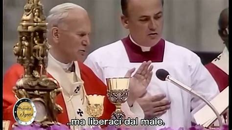 pater noster paul ii 1982