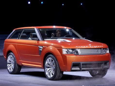 land rover range stormer photos photogallery with 7 pics carsbase