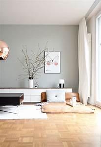 Ideen Zum Wohnen : die sch nsten ideen f r deine wandfarbe ~ Markanthonyermac.com Haus und Dekorationen