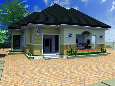 Bungalow House Plan In Nigeria