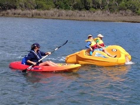 Pedal Boat Victoria by Kayaks And Pedal Boats Picture Of Mallacoota Hire Boats