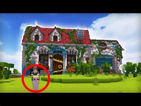 la plus grande maison minecraft