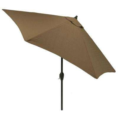 hton bay market umbrellas patio umbrellas patio furniture the home depot