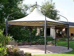 Dach Für Gartenpavillon : referenzen mein gartenpavillon ~ Markanthonyermac.com Haus und Dekorationen
