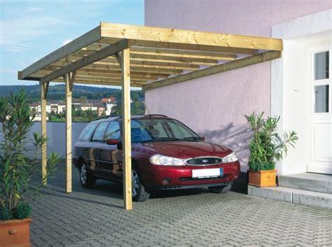 Carport Selber Bauen  Mehr Als 70 Ideen Und