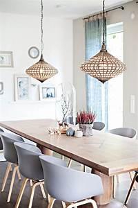 Wohnen Einrichten Ideen : die besten 25 esszimmer ideen auf pinterest esszimmer leuchten esszimmer beleuchtung und ~ Markanthonyermac.com Haus und Dekorationen