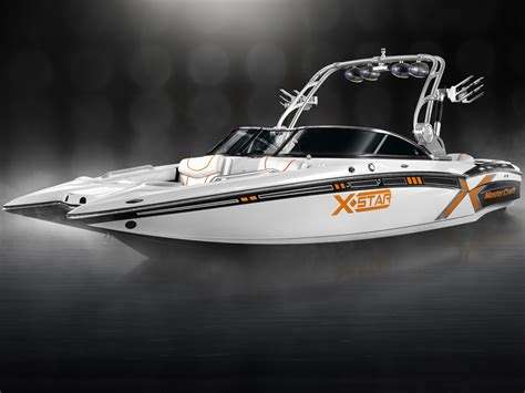 X Star Boat by Mastercraft X Star Wakeboard Boat