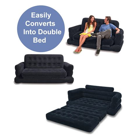 new intex pull out sofa bed settee