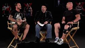Tension boils over when CM Punk and Stone Cold Steve ...