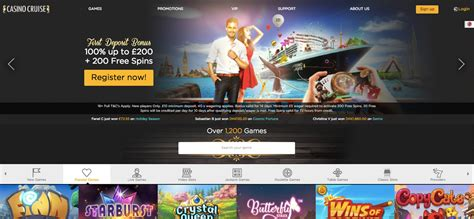 Casino Cruise Online Review by Casino Cruise Review 2018 Uk S 10 Best Online Casinos