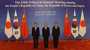 China, Japan, S. Korea open free trade talks