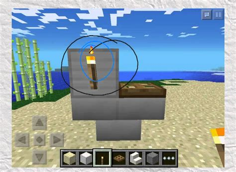 minecraft pe how to build bathroom furniture