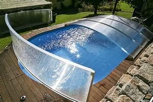 Pool Selber Bauen Günstig : pool berdachung bausatz schwimmbad und saunen ~ Markanthonyermac.com Haus und Dekorationen