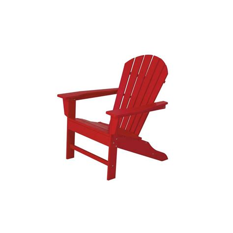 Navy Blue Resin Adirondack Chairs by Modern Polywood Adirondack Chairs Modern Adirondack