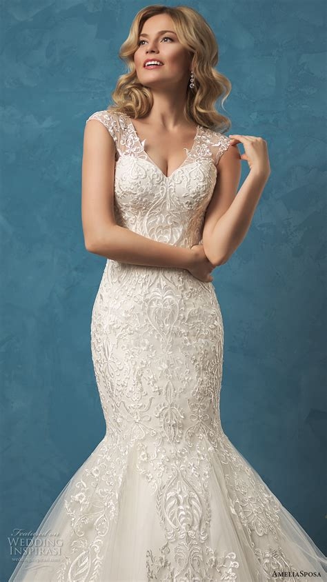 Amelia Sposa 2017 Wedding Dresses  Wedding Inspirasi. 50's Couture Wedding Dresses. Gold Wedding Dresses For Bridesmaids. Are Big Wedding Dresses Tacky. White Wedding Dresses With Gold Embroidery. Vintage Lace Wedding Dresses Pretoria. Etsy Wedding Dress Plus Size. Buy Vintage Style Wedding Dress Online. Beach Wedding Dresses As A Guest