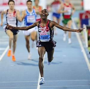 Mo Farah wins 10,000m gold for Britain at European ...