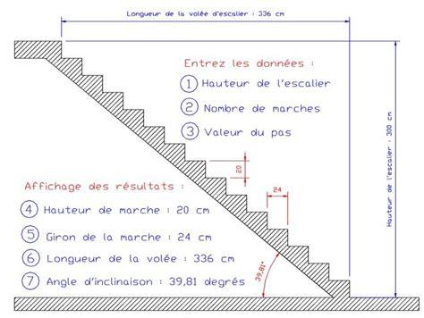 les 20 meilleures id 233 es de la cat 233 gorie calcul escalier sur dimension escalier