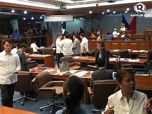 14 senators' resolution: Senate has a say in termination ...