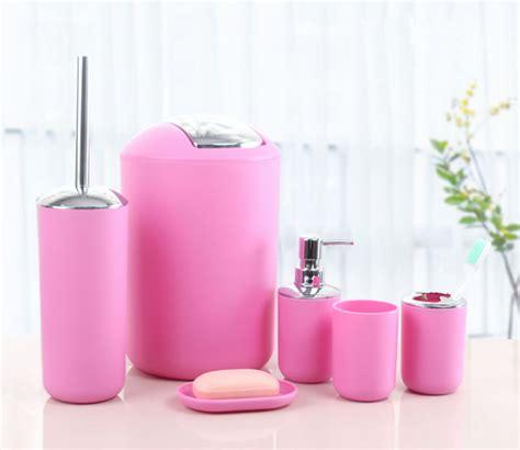 pink bathroom accessories bath tray bathroom accessories ideas nurani