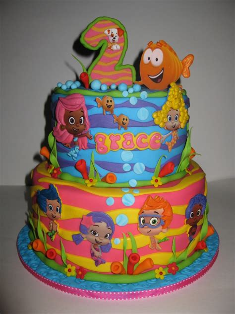 luvibee company guppies birthday cake ideas and inspiration