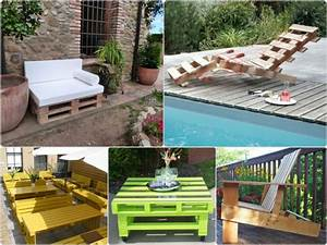 Paletten Möbel Garten : gartenm bel aus paletten inspirierende diy m bel f r ihren garten ~ Markanthonyermac.com Haus und Dekorationen