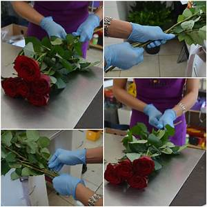 How to Make a Bouquet with Your Own Hands