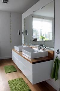 Badezimmer Ideen Ikea : die 25 besten ideen zu bad holzfliesen auf pinterest sonnenbrille aus holz badezimmer und ~ Markanthonyermac.com Haus und Dekorationen