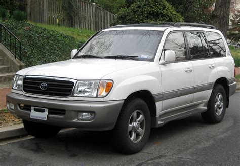Land Cruiser 100 by 2004 Toyota Land Cruiser 100 Pictures Information And