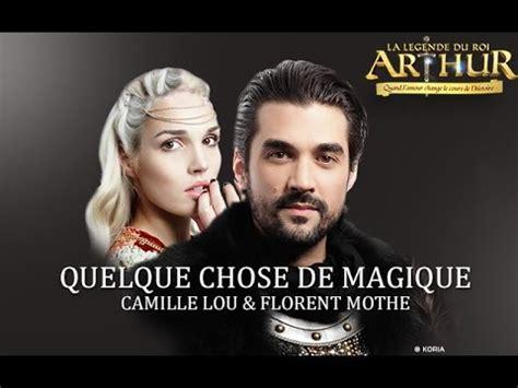 La Légende Du Roi Arthur  Quelque Chose De Magique (extrait) Youtube