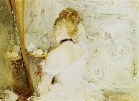 autour de l impressionnisme impressionnisme morizot berthe berthe morisot femme et sa toilette