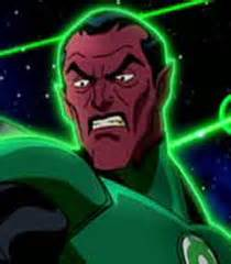 voice of sinestro green lantern emerald knights the voice actors