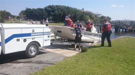 Boat Salvage Wilmington North Carolina by Man Rescued After Boat Capsizes News The Daily News