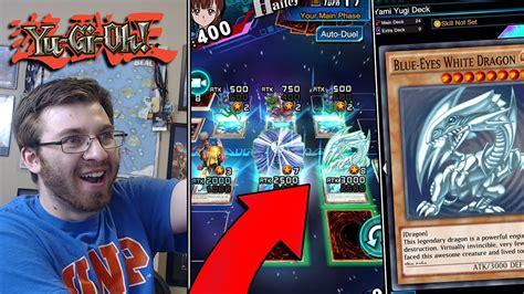 new yugioh yugioh duel links ep 1 my best