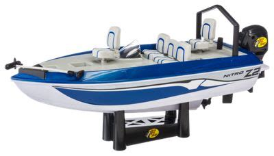 Nitro Boats Remote Control by Bass Pro Shops Nitro Remote Control Fishing Boat Bass