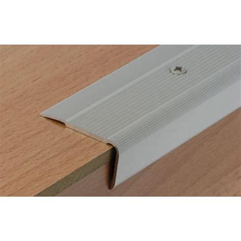 nez de marche aluminium pose int 233 rieur et ext 233 rieur m 233 dium 41 v dinac bricozor