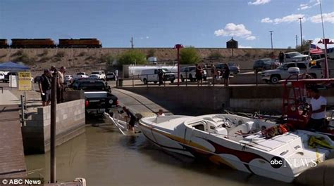 Boat Crash Good Morning America by Survivors Describe Total Chaos During Colorado River