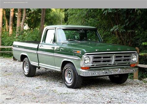 used 1971 ford f100 ranger xlt for sale