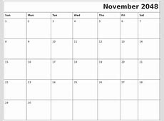 January 2049 Free Monthly Calendar