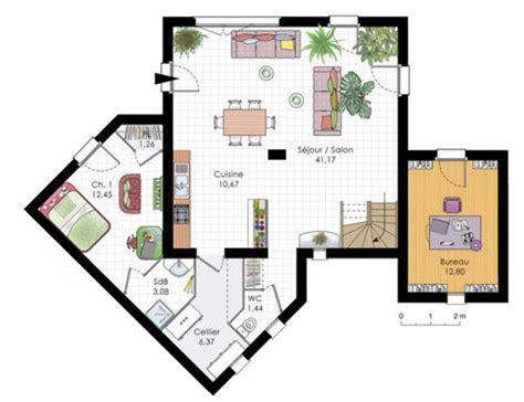maison moderne d 233 du plan de maison moderne faire construire sa maison