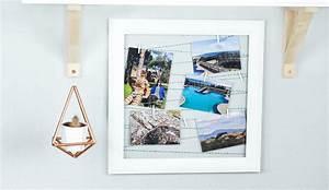 Idee Für Fotowand : diy fotowand basteln sch ne upcycling idee f r alte bilderrahmen lovely diys ~ Markanthonyermac.com Haus und Dekorationen