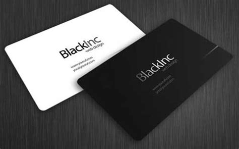 Photography Business Cards Psd Free Download