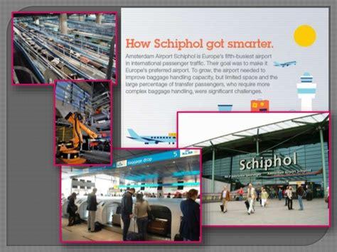 Schiphol International Hub by Schiphol International Hub