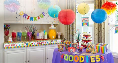 Birthday Decorations & Supplies  Party City