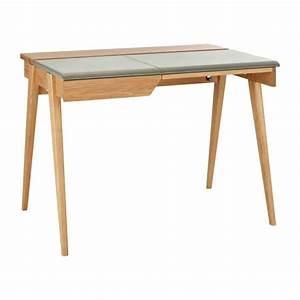 Schreibtisch 1 Klasse : beckett cadres muraux cuir bois habitat ~ Markanthonyermac.com Haus und Dekorationen