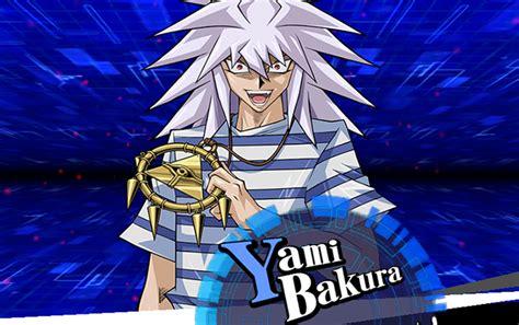 yu gi oh duel links como desbloquear yami bakura e suas