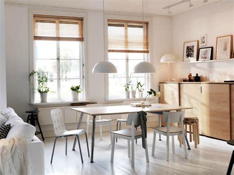 bureau ikea avec table en bois et chaises photo 2 10 un espace d 233 di 233 au travail et 224 la